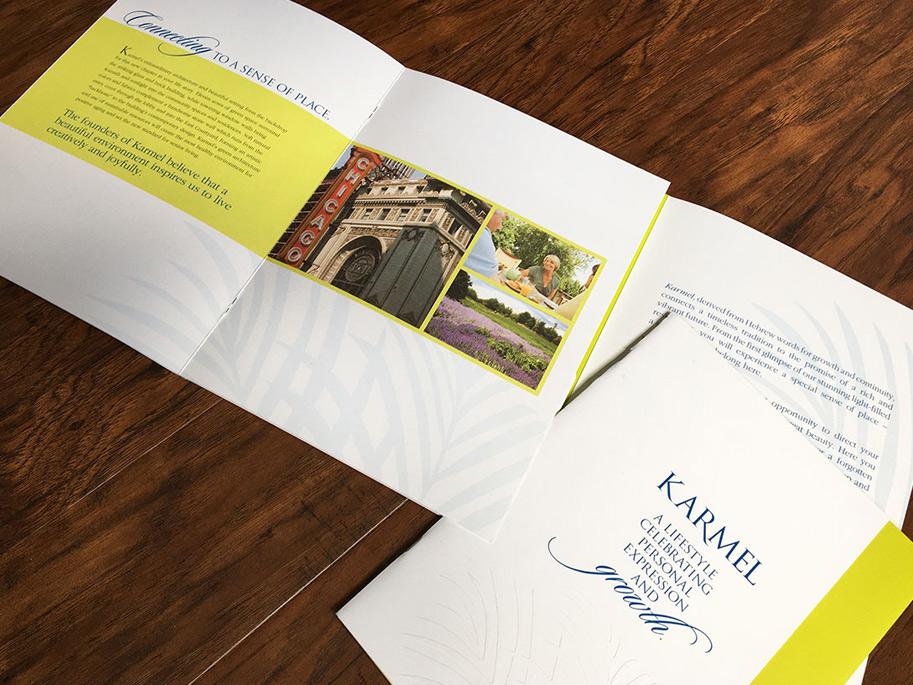 Karmel brochure