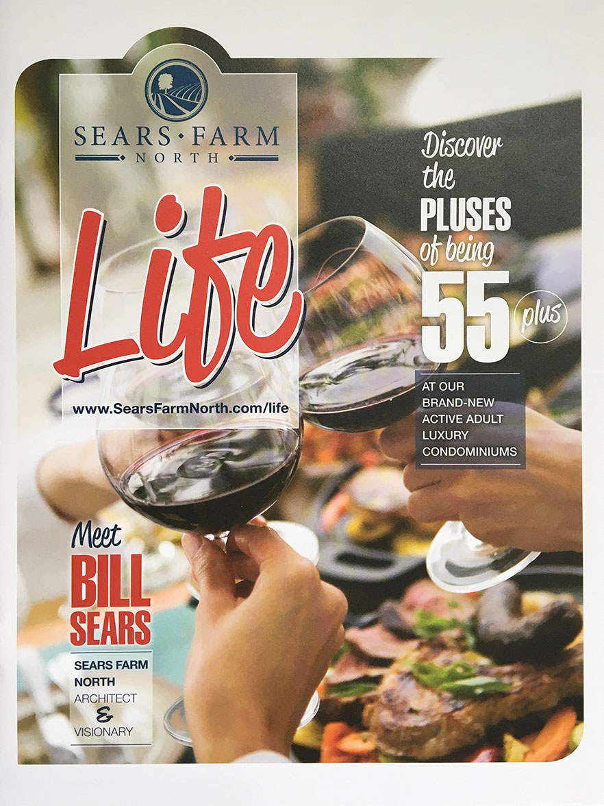 Searstone 55 plus brochure cover